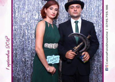 Cabina Foto Showtime - MAGIC MIRROR - Cristina si Gratian - Nunta -Stephany Ballroom Ramnicu Valcea (17)