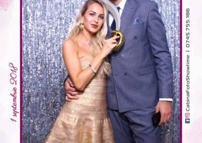 Cabina Foto Showtime - MAGIC MIRROR - Cristina si Gratian - Nunta -Stephany Ballroom Ramnicu Valcea (170)