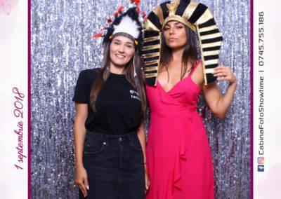 Cabina Foto Showtime - MAGIC MIRROR - Cristina si Gratian - Nunta -Stephany Ballroom Ramnicu Valcea (177)
