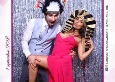 Cabina Foto Showtime - MAGIC MIRROR - Cristina si Gratian - Nunta -Stephany Ballroom Ramnicu Valcea (178)