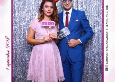 Cabina Foto Showtime - MAGIC MIRROR - Cristina si Gratian - Nunta -Stephany Ballroom Ramnicu Valcea (18)