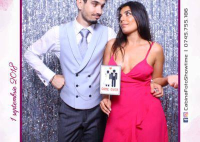 Cabina Foto Showtime - MAGIC MIRROR - Cristina si Gratian - Nunta -Stephany Ballroom Ramnicu Valcea (180)