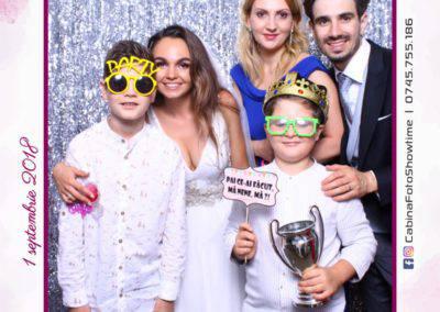 Cabina Foto Showtime - MAGIC MIRROR - Cristina si Gratian - Nunta -Stephany Ballroom Ramnicu Valcea (187)