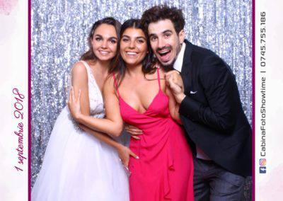 Cabina Foto Showtime - MAGIC MIRROR - Cristina si Gratian - Nunta -Stephany Ballroom Ramnicu Valcea (188)