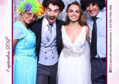 Cabina Foto Showtime - MAGIC MIRROR - Cristina si Gratian - Nunta -Stephany Ballroom Ramnicu Valcea (193)