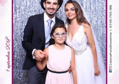 Cabina Foto Showtime - MAGIC MIRROR - Cristina si Gratian - Nunta -Stephany Ballroom Ramnicu Valcea (194)