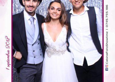 Cabina Foto Showtime - MAGIC MIRROR - Cristina si Gratian - Nunta -Stephany Ballroom Ramnicu Valcea (195)