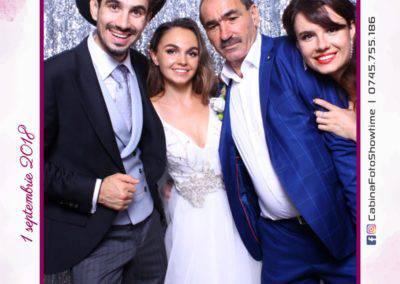 Cabina Foto Showtime - MAGIC MIRROR - Cristina si Gratian - Nunta -Stephany Ballroom Ramnicu Valcea (197)