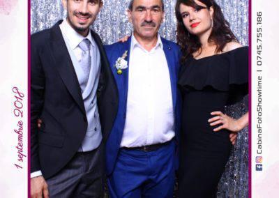 Cabina Foto Showtime - MAGIC MIRROR - Cristina si Gratian - Nunta -Stephany Ballroom Ramnicu Valcea (198)