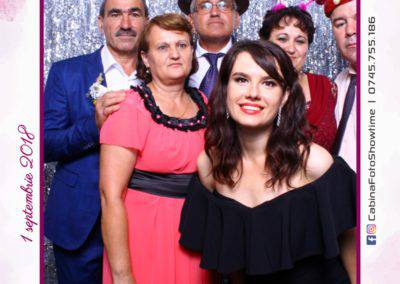 Cabina Foto Showtime - MAGIC MIRROR - Cristina si Gratian - Nunta -Stephany Ballroom Ramnicu Valcea (201)
