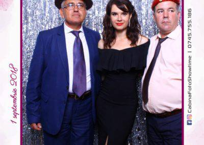 Cabina Foto Showtime - MAGIC MIRROR - Cristina si Gratian - Nunta -Stephany Ballroom Ramnicu Valcea (202)