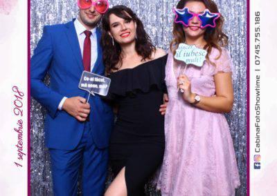 Cabina Foto Showtime - MAGIC MIRROR - Cristina si Gratian - Nunta -Stephany Ballroom Ramnicu Valcea (203)