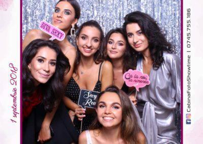 Cabina Foto Showtime - MAGIC MIRROR - Cristina si Gratian - Nunta -Stephany Ballroom Ramnicu Valcea (204)