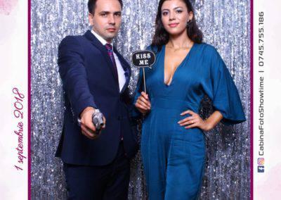 Cabina Foto Showtime - MAGIC MIRROR - Cristina si Gratian - Nunta -Stephany Ballroom Ramnicu Valcea (206)