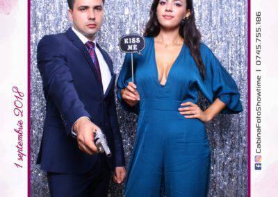 Cabina Foto Showtime - MAGIC MIRROR - Cristina si Gratian - Nunta -Stephany Ballroom Ramnicu Valcea (207)
