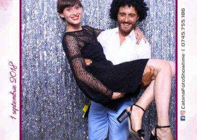 Cabina Foto Showtime - MAGIC MIRROR - Cristina si Gratian - Nunta -Stephany Ballroom Ramnicu Valcea (212)