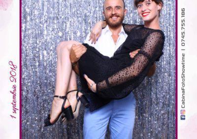 Cabina Foto Showtime - MAGIC MIRROR - Cristina si Gratian - Nunta -Stephany Ballroom Ramnicu Valcea (213)