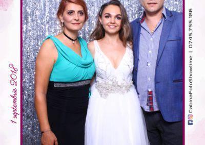 Cabina Foto Showtime - MAGIC MIRROR - Cristina si Gratian - Nunta -Stephany Ballroom Ramnicu Valcea (214)