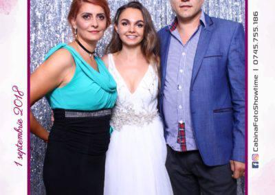 Cabina Foto Showtime - MAGIC MIRROR - Cristina si Gratian - Nunta -Stephany Ballroom Ramnicu Valcea (215)