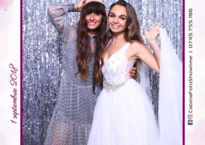 Cabina Foto Showtime - MAGIC MIRROR - Cristina si Gratian - Nunta -Stephany Ballroom Ramnicu Valcea (218)