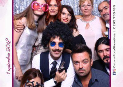 Cabina Foto Showtime - MAGIC MIRROR - Cristina si Gratian - Nunta -Stephany Ballroom Ramnicu Valcea (220)