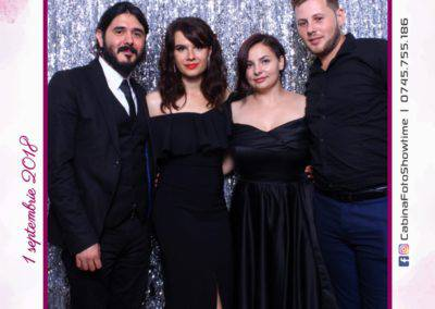 Cabina Foto Showtime - MAGIC MIRROR - Cristina si Gratian - Nunta -Stephany Ballroom Ramnicu Valcea (223)