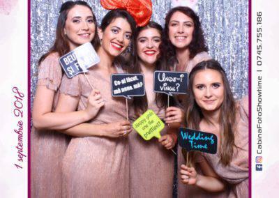 Cabina Foto Showtime - MAGIC MIRROR - Cristina si Gratian - Nunta -Stephany Ballroom Ramnicu Valcea (27)
