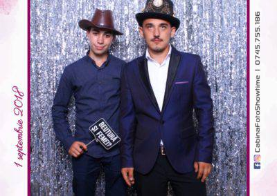Cabina Foto Showtime - MAGIC MIRROR - Cristina si Gratian - Nunta -Stephany Ballroom Ramnicu Valcea (28)