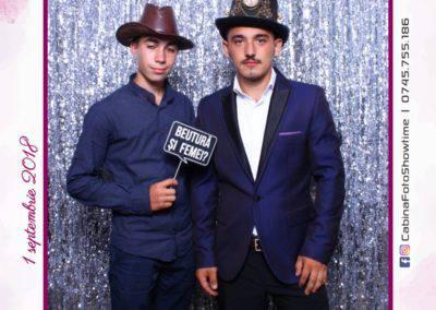 Cabina Foto Showtime - MAGIC MIRROR - Cristina si Gratian - Nunta -Stephany Ballroom Ramnicu Valcea (29)