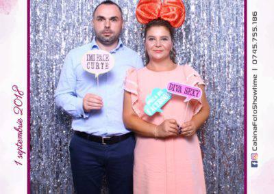 Cabina Foto Showtime - MAGIC MIRROR - Cristina si Gratian - Nunta -Stephany Ballroom Ramnicu Valcea (31)