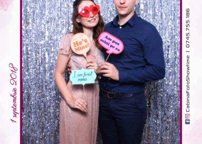 Cabina Foto Showtime - MAGIC MIRROR - Cristina si Gratian - Nunta -Stephany Ballroom Ramnicu Valcea (32)