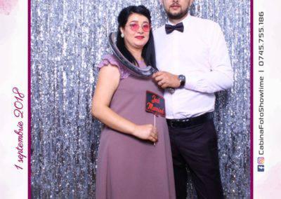 Cabina Foto Showtime - MAGIC MIRROR - Cristina si Gratian - Nunta -Stephany Ballroom Ramnicu Valcea (35)