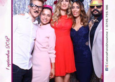 Cabina Foto Showtime - MAGIC MIRROR - Cristina si Gratian - Nunta -Stephany Ballroom Ramnicu Valcea (59)