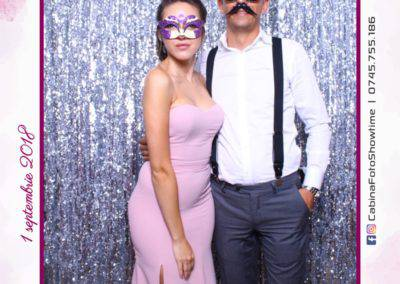 Cabina Foto Showtime - MAGIC MIRROR - Cristina si Gratian - Nunta -Stephany Ballroom Ramnicu Valcea (62)