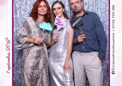 Cabina Foto Showtime - MAGIC MIRROR - Cristina si Gratian - Nunta -Stephany Ballroom Ramnicu Valcea (64)