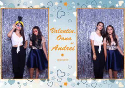 Cabina Foto Showtime - MAGIC MIRROR - Valentin, Oana & Andrei - Nunta - Botez - Valcea (10)