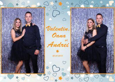 Cabina Foto Showtime - MAGIC MIRROR - Valentin, Oana & Andrei - Nunta - Botez - Valcea (16)