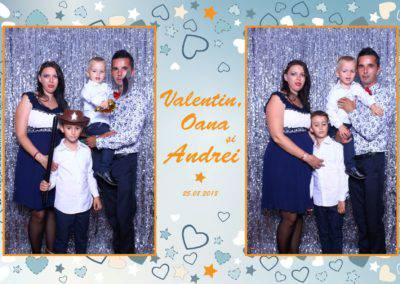 Cabina Foto Showtime - MAGIC MIRROR - Valentin, Oana & Andrei - Nunta - Botez - Valcea (17)