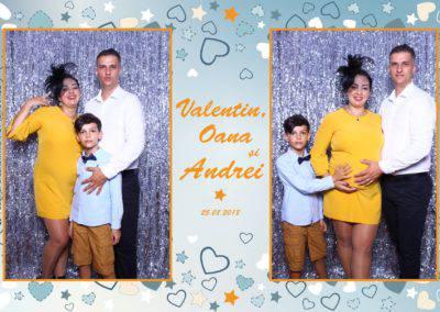 Cabina Foto Showtime - MAGIC MIRROR - Valentin, Oana & Andrei - Nunta - Botez - Valcea (19)