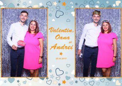 Cabina Foto Showtime - MAGIC MIRROR - Valentin, Oana & Andrei - Nunta - Botez - Valcea (22)