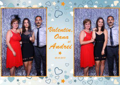 Cabina Foto Showtime - MAGIC MIRROR - Valentin, Oana & Andrei - Nunta - Botez - Valcea (23)