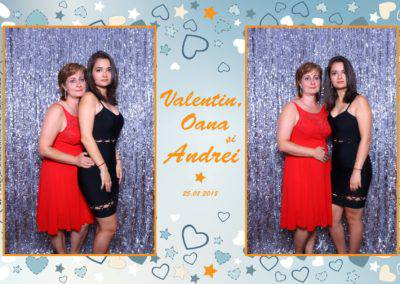 Cabina Foto Showtime - MAGIC MIRROR - Valentin, Oana & Andrei - Nunta - Botez - Valcea (24)