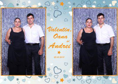 Cabina Foto Showtime - MAGIC MIRROR - Valentin, Oana & Andrei - Nunta - Botez - Valcea (26)