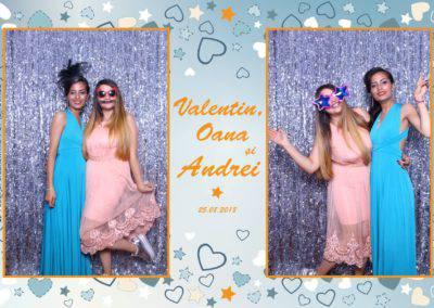 Cabina Foto Showtime - MAGIC MIRROR - Valentin, Oana & Andrei - Nunta - Botez - Valcea (28)
