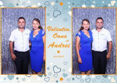 Cabina Foto Showtime - MAGIC MIRROR - Valentin, Oana & Andrei - Nunta - Botez - Valcea (29)