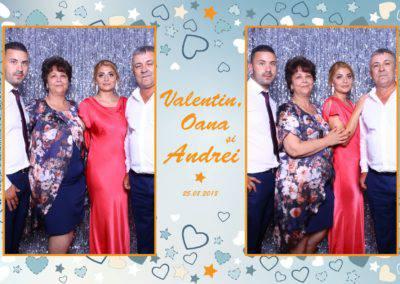Cabina Foto Showtime - MAGIC MIRROR - Valentin, Oana & Andrei - Nunta - Botez - Valcea (37)