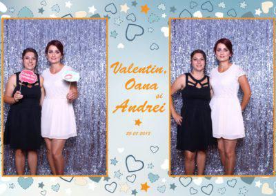 Cabina Foto Showtime - MAGIC MIRROR - Valentin, Oana & Andrei - Nunta - Botez - Valcea (38)