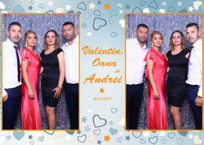 Cabina Foto Showtime - MAGIC MIRROR - Valentin, Oana & Andrei - Nunta - Botez - Valcea (40)