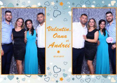 Cabina Foto Showtime - MAGIC MIRROR - Valentin, Oana & Andrei - Nunta - Botez - Valcea (42)
