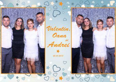 Cabina Foto Showtime - MAGIC MIRROR - Valentin, Oana & Andrei - Nunta - Botez - Valcea (44)